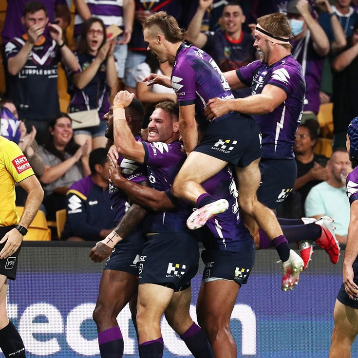 Match Highlights: Storm v Raiders