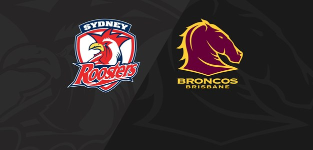 Full Match Replay: NRLW Roosters v Broncos - Round 3, 2020