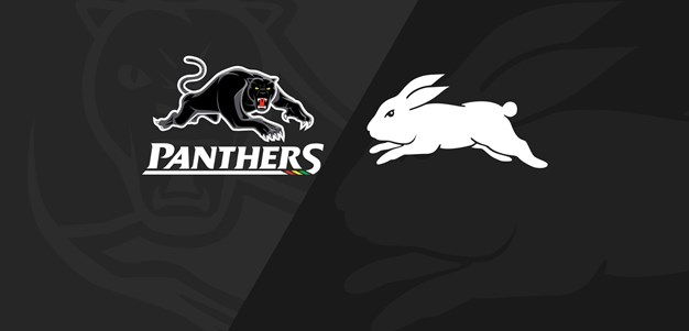 Full Match Replay: Panthers v Rabbitohs - Finals Week 3, 2020