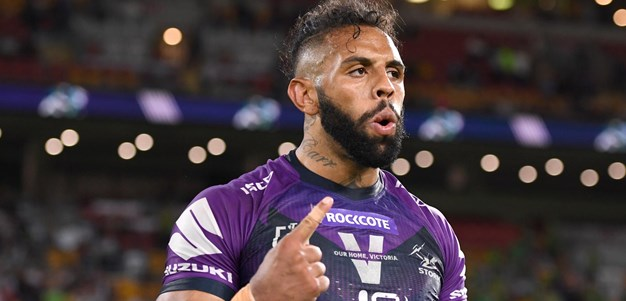 Addo-Carr: It'll probably be my last week with Storm