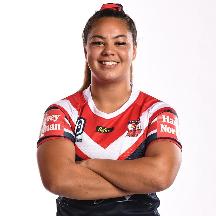 NRLW Rookie of the Year - Kennedy Cherrington