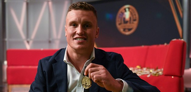 Jack Wighton wins 2020 Dally M Medal