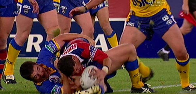 Hindmarsh saves a certain try