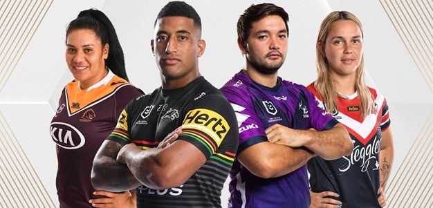 Grand Finals - Kikau returns, Storm unchanged
