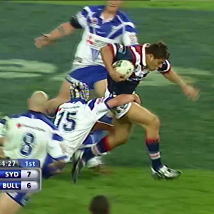 Tupou breaks through to set up Minichiello