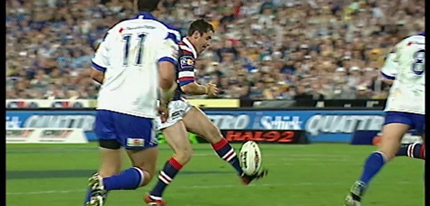 Fittler kicks for Walker