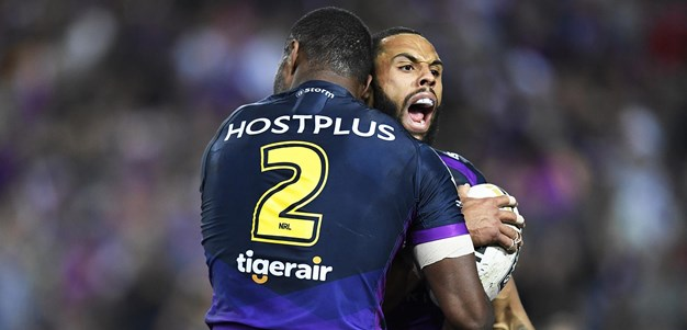 Extended Highlights: Storm v Cowboys