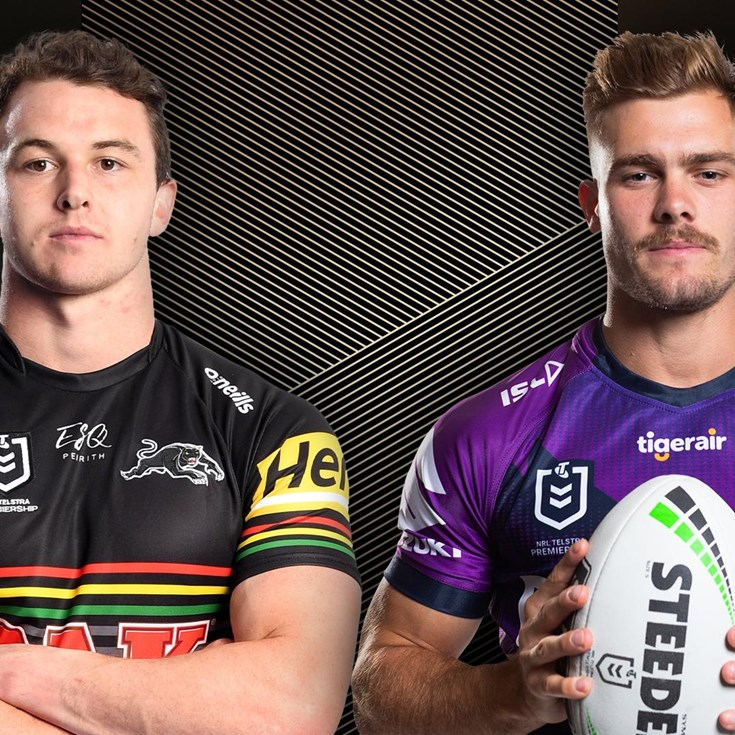 Fullback face-off: Edwards, Papenhuzyen set to ignite decider