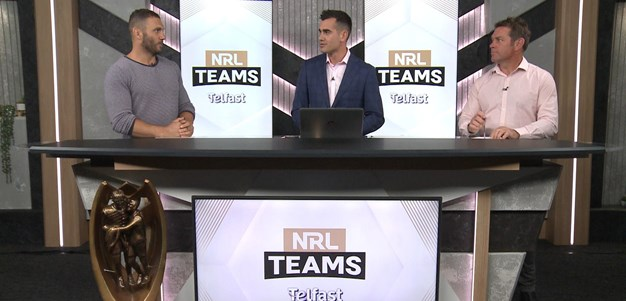 Farah and Kimmorley make their grand final predictions