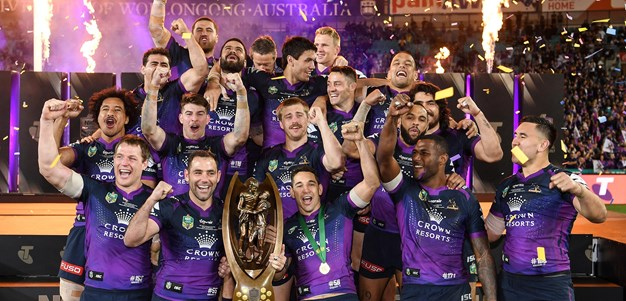 Will grand final experience get Storm over the line?