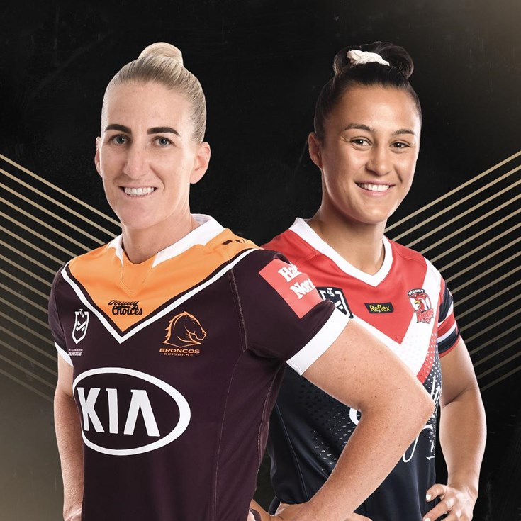 Broncos v Roosters - Grand final