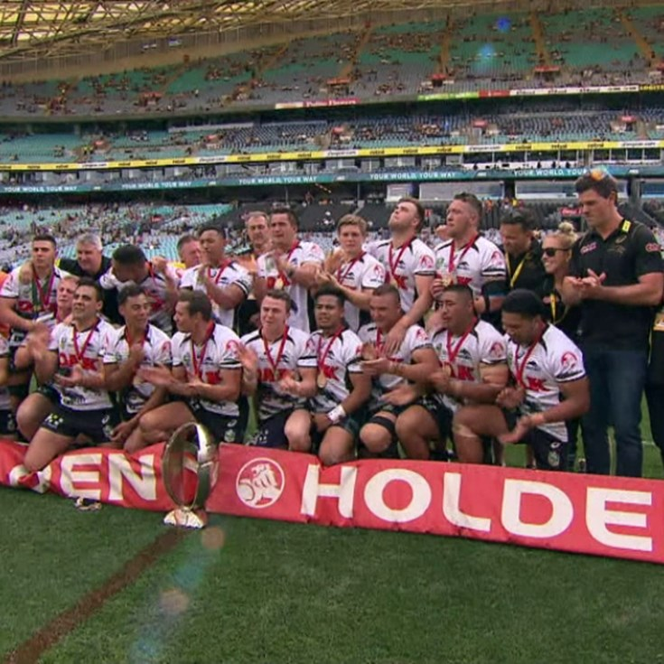Holden Cup GF Match Highlights: Panthers v Sea Eagles