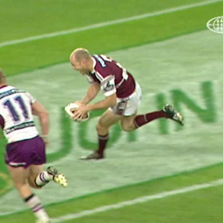 Bell seals the win for Manly