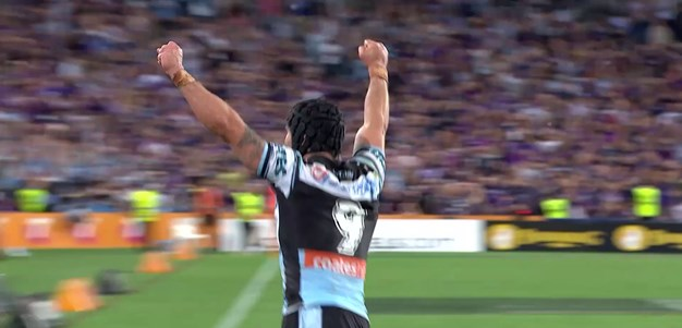 The final moments of the Storm-Sharks GF