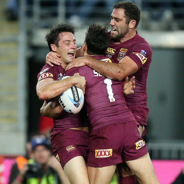 Relive the final moments of Origin I, 2015