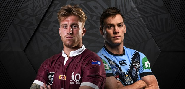 Blues v Maroons - Origin I