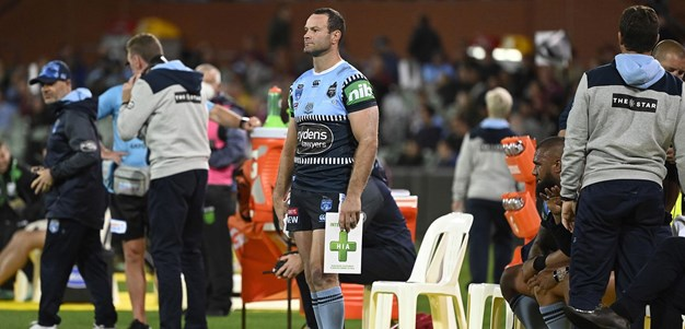 Knocks not ideal but Cordner has faith in support around him