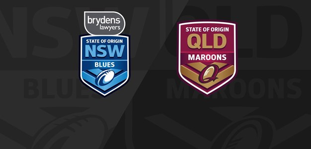 Full Match Replay: Blues v Maroons - Game 1, 2020