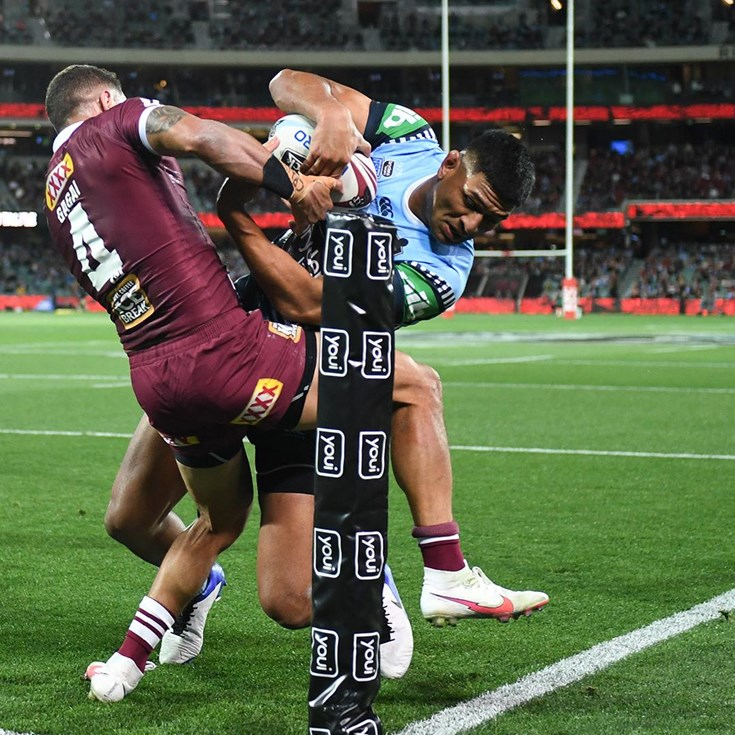The top tackles from Origin I