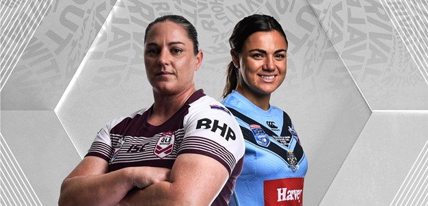 Qld Maroons v NSW Women