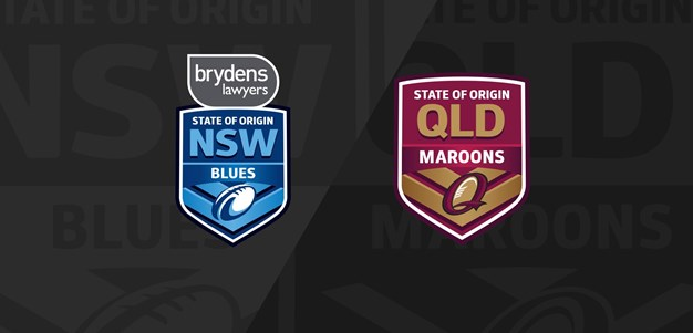 Full Match Replay: Blues v Maroons - Game 2, 2020