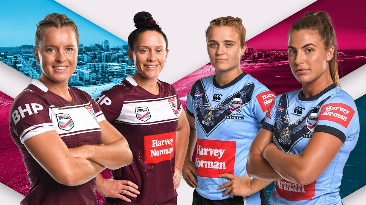 Women S State Of Origin 2020 Nsw Blues V Queensland Maroons Who Ll Win And Why Nrl