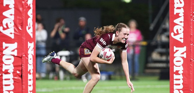 Re-live the Women's state of Origin 2020