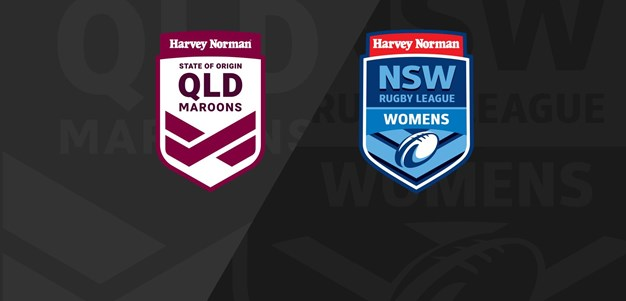 Full Match Replay: QLD Women v NSW Women - Round 1, 2020