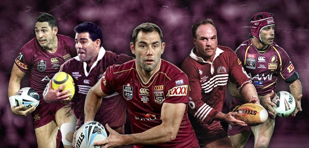 The greatest Queensland team of all time