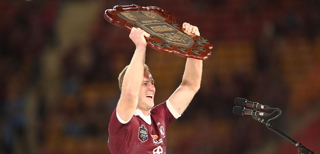 DCE says he's 'just the lucky one'