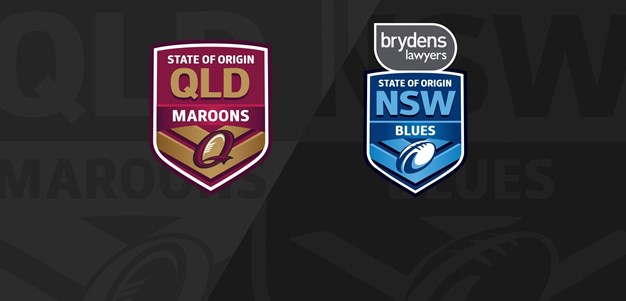 Full Match Replay: Maroons v Blues - Game 3, 2020