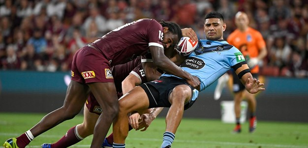 The top tackles from Origin III
