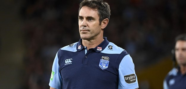 Fittler left fuming after Blues shock Origin series loss