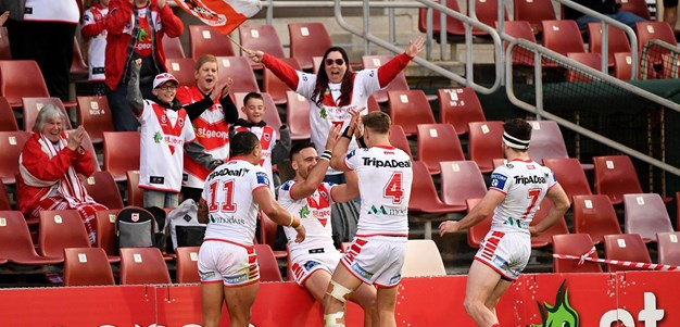 Best finishes of 2020: Dragons escape with win against Bulldogs