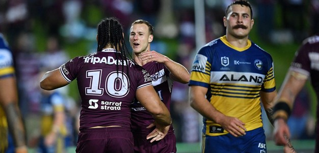 Best finishes of 2020: Sea Eagles hold on against Eels