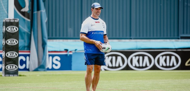 Barrett on Bulldogs' pre-season and new recruits