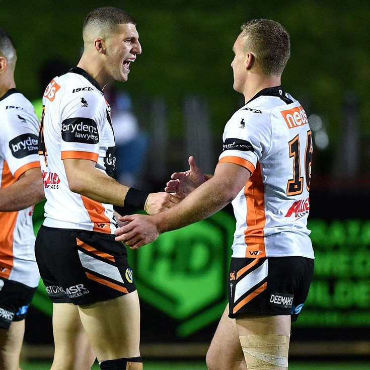 Doueihi stands tall for Wests Tigers