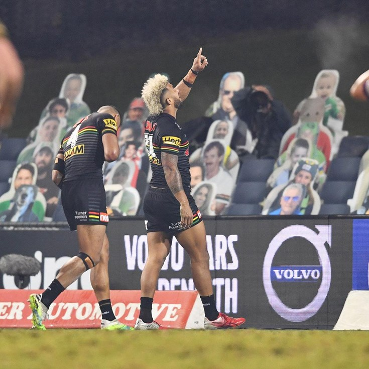 Best finishes: Kikau catch edges Panthers past Storm