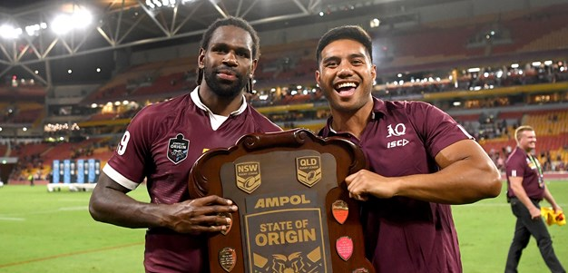 Lee looking to build off Origin experience