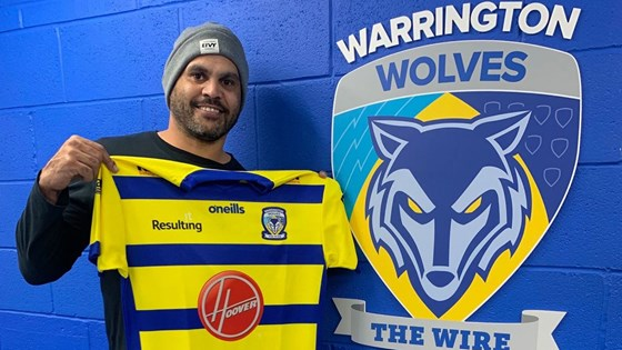 Rejuvenated Inglis ready for rugby league comeback