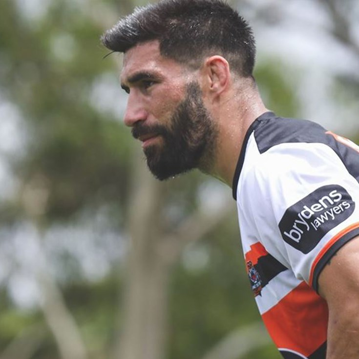 Tamou open to Wests Tigers captaincy
