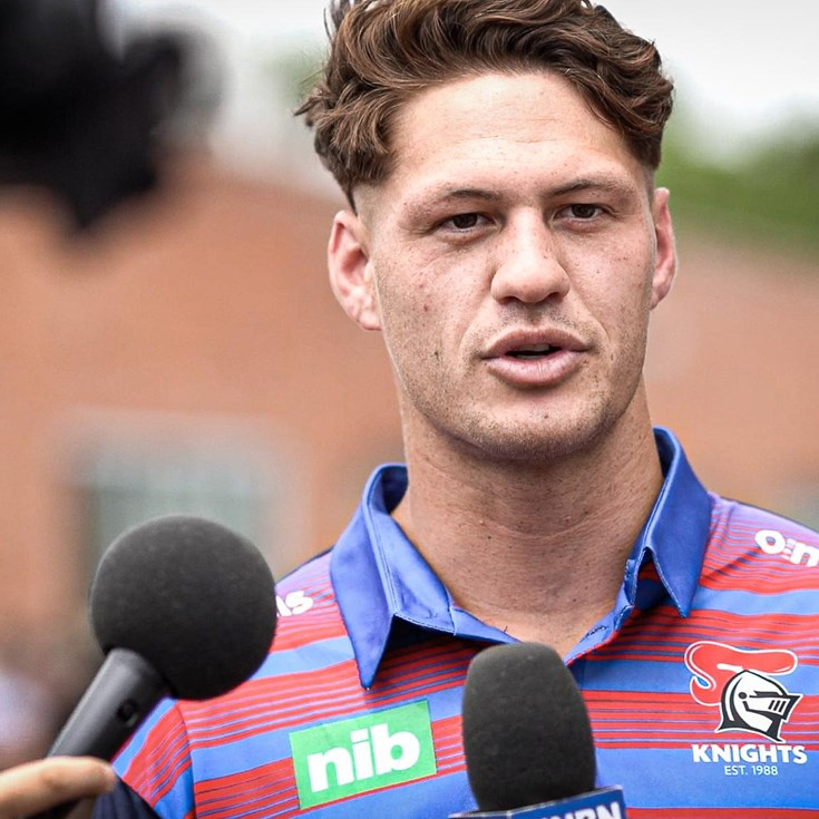 Ponga wants to be a leader