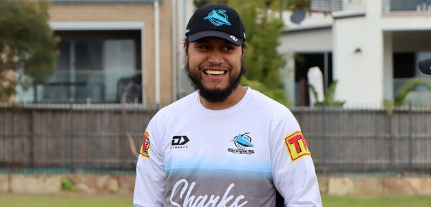 Fine joins sharks academy staff