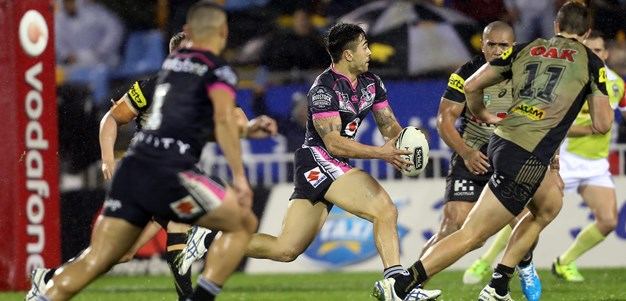 Golden-point try to Johnson wins it for Warriors