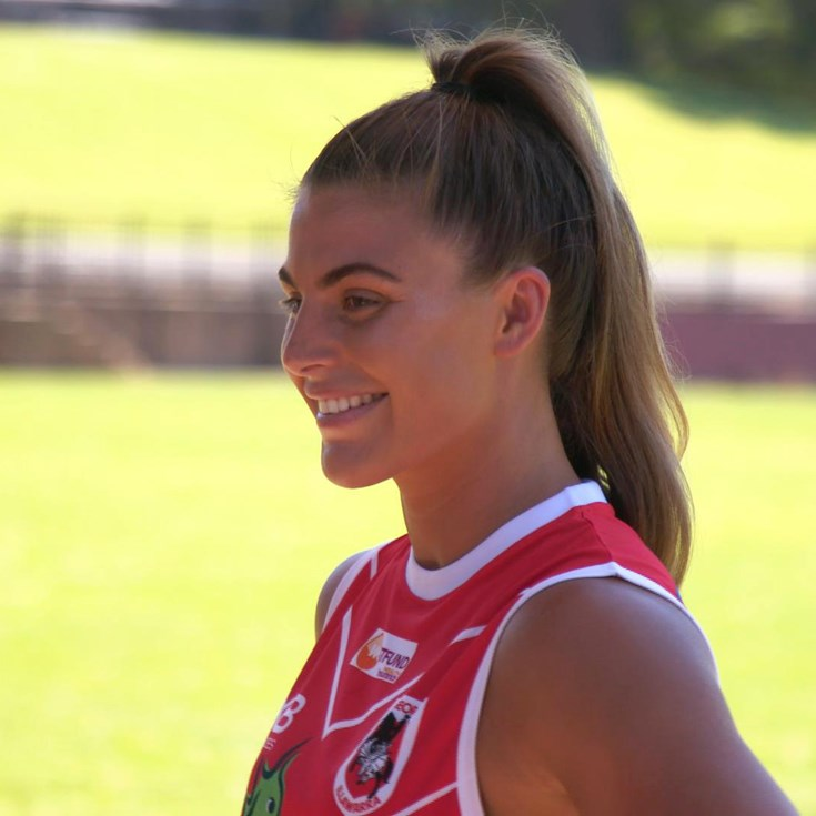 Sergis hopes for more NRLW matches in 2021