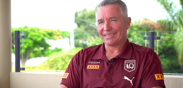 Green ready for Maroons challenge