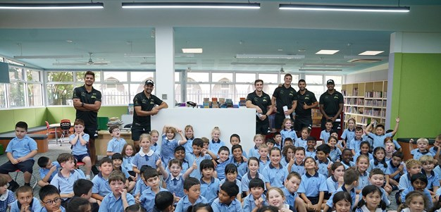 ESafety with the Rabbitohs