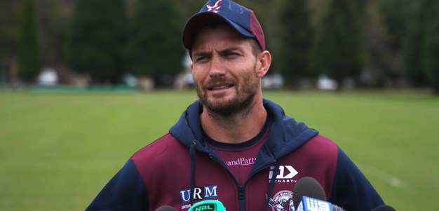 Foran at five eighth not 'set in stone'