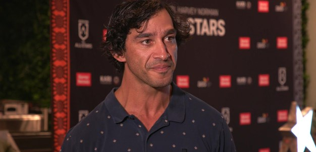 Thurston explains what All Stars can do for First Nations people