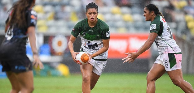 Full Match Replay: Indigenous All Stars v Maori Ferns - Round 1, 2021